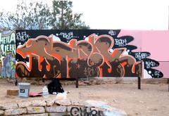Halloween (ECV58) Tags: graffiti 14k stok ase stokase