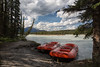 Jasper Raft Tours (Mark Heine Photos) Tags: ca canada mountains jasper alberta pinetrees jaspernationalpark icefieldsparkway canadianrockies glacialwater rockflour athabaskariver rafttours markheine