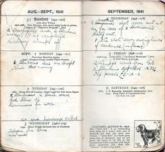 Week 36 August 31st  September 6th 1941 (richardmlevett) Tags: hurricane jerry malta b17 naples sicily blenheim convoy beaufort 1941 raf wimpy iti sliema valletta valetta airraid whitley luqa hmsnaiad wardiary takali siegeofmalta