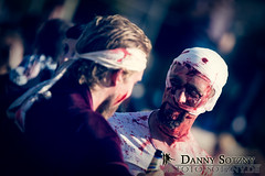 8. Zombiwalk in Leipzig