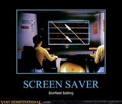 Best Screen Saver Ever (Chikkenburger) Tags: posters memes demotivational cheezburger workharder memebase verydemotivational notsmarter chikkenburger