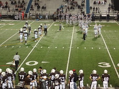 "Mount Carmel vs. St. Rita September 18, 2015 • <a style=""font-size:0.8em;"" href=""http://www.flickr.com/photos/134567481@N04/21538753545/"" target=""_blank"">View on Flickr</a>"