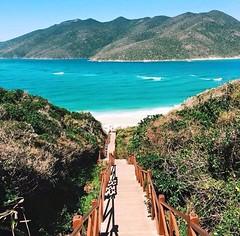 Arraial Do Cabo, Brésil.🌴 (leptitvoyageur) Tags: sea brazil mer brasil bresil arraialdocabo