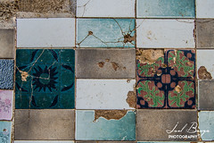 Bunkers de Barcelona. Tur de la Rovira (jooeel.baeza) Tags: barcelona nikon mosaico bunker antiguo nikond3200 chabola postguerra