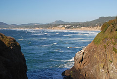 Yaquina Point near Newport, OR - 2015 (tonopah06) Tags: ocean oregon pacific or newport pt yaquina 2015 yaquinapoint