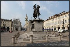 2010-07-17 Turijn - Piazza San Carlo - 12 (Topaas) Tags: torino piazzasancarlo turijn sonya550 sonydslra550