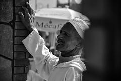 Homme (xTreMovies) Tags: voyage trip summer landscape nikon eau noir morocco maroc sec et blanc chaud paysages classe ete tinghir