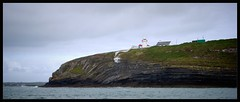 kilcredaun lighthouse (Neil Tackaberry) Tags: county ireland irish cliff lighthouse building rock river landscape scenery clare loop head neil stata scene estuary shannon co geology peninsula countyclare coclare neilt shannonestuary tackaberry kilcredaun loopheadpeninsula neiltackaberry wildatlanticway