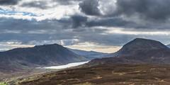 Llyn Cowlyd (Edward W Roberts) Tags: mountains clouds landscape lakes snowdonia eryri creigiaugleision llyncowlyd penllithrigywrach moeleilio