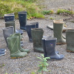 2 -- Collection of wellies -- Collection de bottes thumbnail