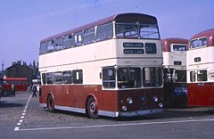 UWH198 (21c101) Tags: 1969 lancashire bolton busstation 198 leyland 1963 moorlane swanlane metrocammell leylandatlantean pdr11 uwh198