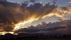 DSC00896 (2) Setting Sun (Allen Woosley) Tags: las vegas sunset clouds nevada
