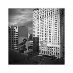 Downtown Study (Super Fuzz) Tags: hotel blackwhite downtown michigan detroit streetphotography westin muhammadali shinola