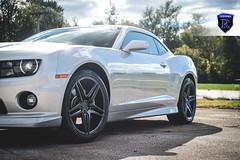 Chevrolet Camaro - RC8 Matte Black (9) (Rohana Wheels) Tags: chevrolet wheels camaro chevy rims concave rohana americanmuscle rc8 chevyracing concavewheels rcseries rohanawheels