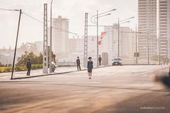 Road Blocks at the Parade Area No.2 (reubenteo) Tags: city red tourism war asia fireworks military korea parade communism celebration kimjongil vip metropolis comrade socialism tanks workersparty northkorea pyongyang 70thanniversary dprk kimilsung kimjongun