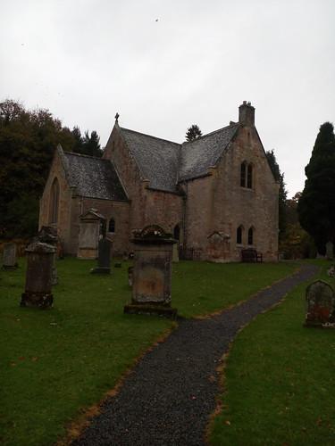 Chapelle d'Humbie, Écosse