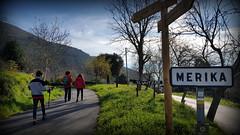 Merika (Nabarniz, Bizkaia) (Asier Sarasua) Tags: 100mendi mendiak iluntzar leaartibai nabarniz busturialdea bizkaia herriak