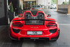 Red. Fast. 918 (Beyond Speed) Tags: porsche 918 spyder weissach supercar supercars automotive automobili nikon v8 red london