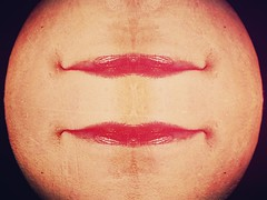 Labios I (Produtziones Aldabar) Tags: labios lips boca mouth kaleidoscope kaleido caleidoscopio mirror espejo raro rare vintage bizarre bizarro alien planet planeta