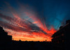 From my Window (manakel) Tags: paris sunset manakel frommywindow couché coucherdesoleil