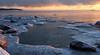 Lauttasaari, Helsinki (tinamar789) Tags: ice winter snow sea seashore seascape nature horizon light swan frost freezing lauttasaari helsinki finland