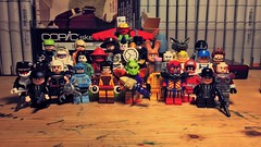 The C-List (LordAllo) Tags: lego dc batman clist listers tweedle dee dum magpie zodiac master ten eyed man killer moth eraser calendar crazy quilt electrocutioner orca kgbeast calculator girl anarky zebra clock king march harriet great white shark signalman carpenter walrus condiment copperhead cavalier mime tally terrible trio fox vulture kiteman