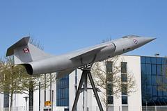 24+38_Lockheed_RF104G_Starfighter_(Canadian_markings)_Lw_Lahr20160430_3