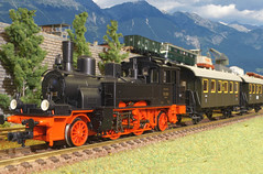 DRG BR 71 373 - Gützold (Stig Baumeyer) Tags: drg deutschereichsbahn drgbr71 baureihe71 steamlocomotive damplok dampflokomotive ånglok gützold gützoldh0 gützold187 187 h0 scalah0 skalah0 h0skala h0scale echelleh0 echelle187 ferromodellismo modelljernbane modelljärnväg modelleisenbahn modelrailway h0layout diorama damplokomotiv