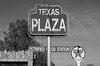 Texas Plaza (dangr.dave) Tags: wisecounty decatur tx texas downtown historic architecture square neon neonsign texasplaza petrifiedwoodstation texaco gasstation