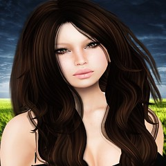 Pretty As a Picture (Mira Bellflower {Photographer}) Tags: sl secondlife photoshop ps photos artist me
