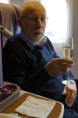 2016-1007 Australia Victoria (TG935 BRU-BKK TG461 BKK-MEL) (Stefaan (van Eric)) Tags: 2016 thai airways business class thaiairways businessclass c meal meals boeing 777 service maaltijd royal silk royalsilk