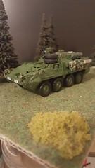M1126 STRYKER US ARMY 1/72 with stowage (blugrigioy) Tags: 172 usarmy model modellismo m1126 stryker usa america stowage