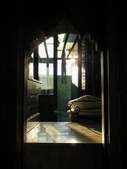 Window to kitchen, Riad La Maison Verte, Fez, Morocco (Paul McClure DC) Tags: fez morocco fès almaghrib dec2016 medina feselbali maroc historic architecture