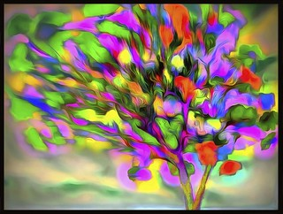 Flowered Tree - ReVisioned