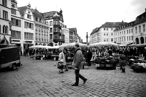 Trier Main Market Square (Hauptmarkt)