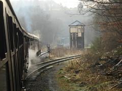 Leekbrook Junction (ee20213) Tags: churnetvalleyrailway 33102 leekbrookjunction class33 d6513 331
