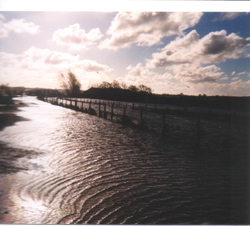 Sturmhochwasser 03.11.1995