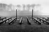 Strand-on-the-Green (jonron239) Tags: london chiswick mist fog riverthames trees ait island