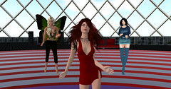 OS-friends-Hedonism_022 (lanclave) Tags: friends opensimulator refugegrid hedonism music goodtimes