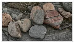 Rocks (Börje Tröttne) Tags: stones minerals lakevänern vänern värmlandsnäs värmland sweden säffle rock