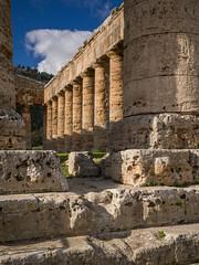 Segesta-27 (aramshelton) Tags: sicily greek greektemple segesta ancient