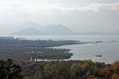 Skadar 01 (mpetr1960) Tags: skadar lake lavender mountain montenegro europe water nikon d810