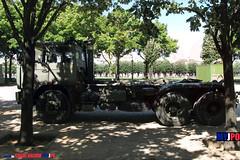 BDQJ09-4026 RENAULT G290 VTL (milinme.myjpo) Tags: frencharmy renault g290 vtl véhicule de transport logistique remorque rm19 trailer bastilleday
