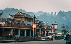 A new day start .... (tuanduongtt8018) Tags: travel life street stream morning traveldestination sonya7 mountain