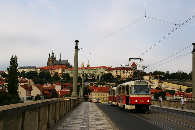 布拉格市區電車1