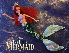 The Princess of the Sea (MaxxieJames) Tags: ariel little mermaid disney princess princesses summer seas enchanted seasons mattel doll dolls