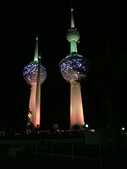 Kuwait (noemierodrigues) Tags: world discover trip travelling travel celebration independance tower towers kuwait koweït