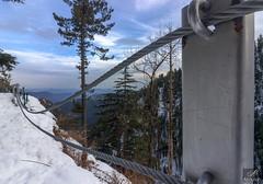 Danger Close (aliabdullah.176) Tags: trek trekking 1018mm t3i sky landscape wideangle snow pakistan murree donga gali ayubia ali abdullah photography