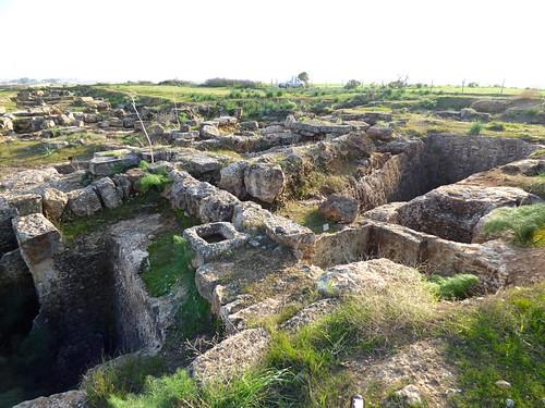 Royal Tombs , Tuzla, cemetery (2)