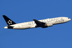 United Airlines | Boeing 777-200ER | N794UA | Star Alliance livery | London Heathrow
